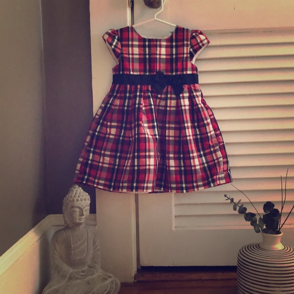Festive girls dress 🎄